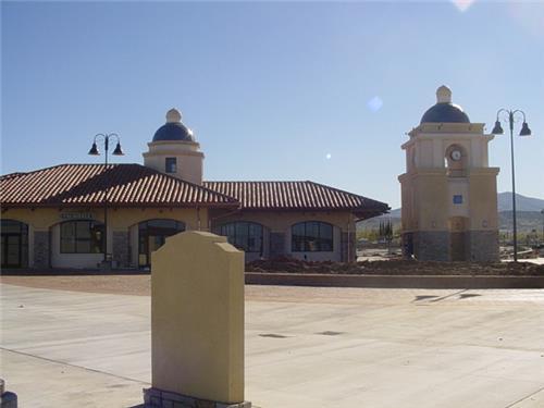 Palmdale Public Transportation