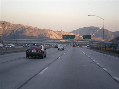 Palmdale Highway